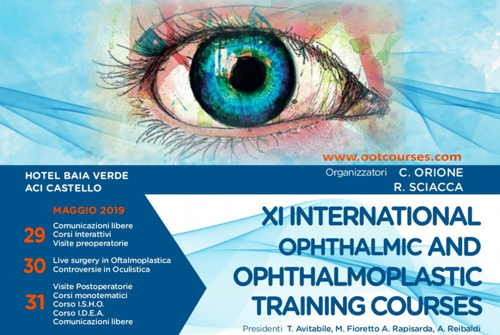 xi international ophthalmic and ophthalmoplastic training courses cover image