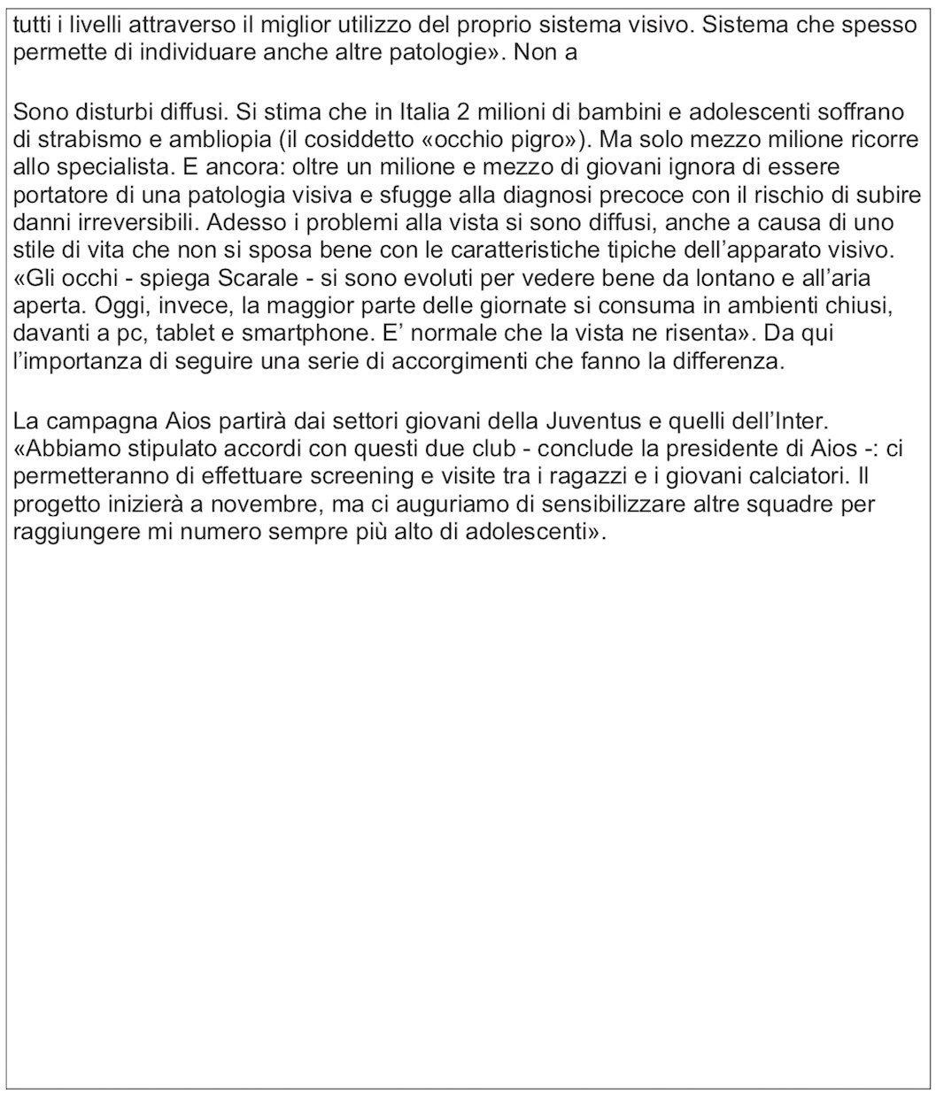 associazione italiana occhi e sport 5